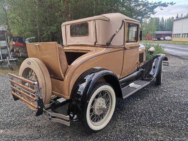 Ford A-model 6