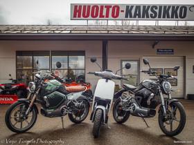 Super Soco TC1200, Mopot, Moto, Jämsä, Tori.fi