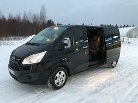Ford Tourneo Custom 2.0tdic 170hv AUT 2017 9hengen, Autot, Tornio, Tori.fi