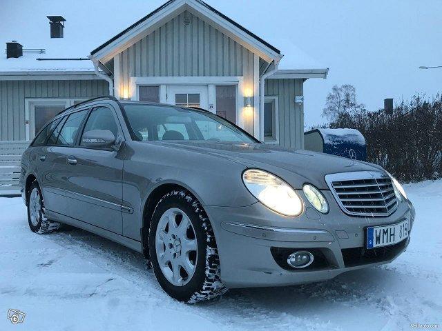 Mercedes-Benz E220cdi Elegance Aut V-Facelift 2006, kuva 1