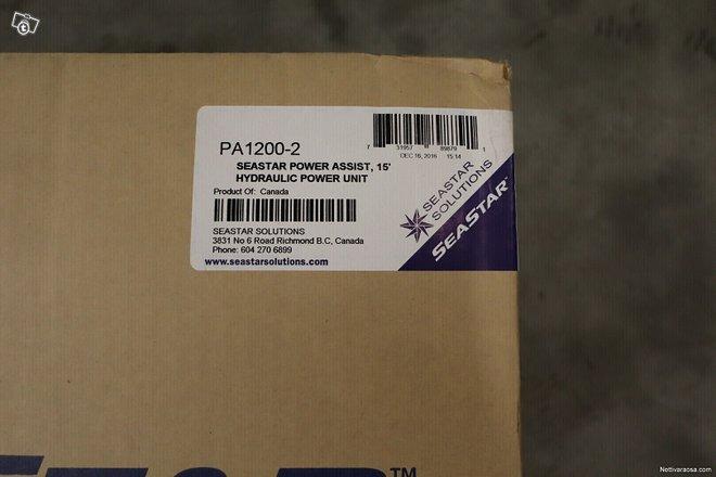 SeaStar PA 1200-02 Power assist power unit