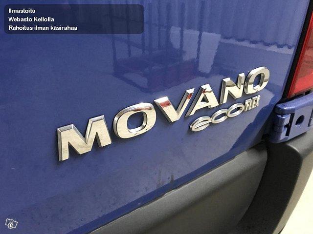 Opel Movano 8