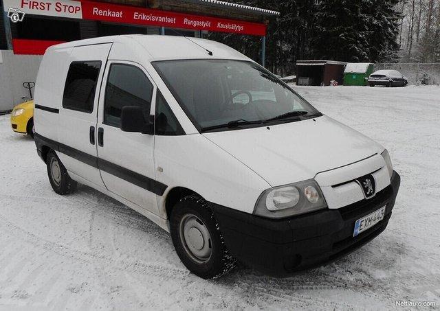 Peugeot Expert 4