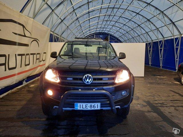 Volkswagen, VW AMAROK 3