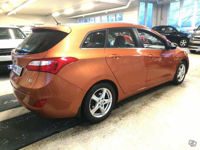 Hyundai I30 Wagon 3