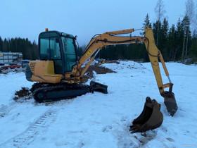 Case Minikaivinkone, Paino 3000 Kg, Maanrakennuskoneet, Työkoneet ja kalusto, Hollola, Tori.fi
