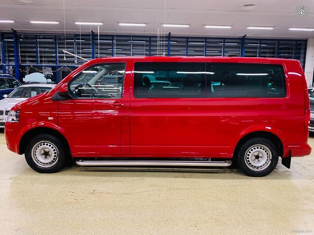 Volkswagen Caravelle 5