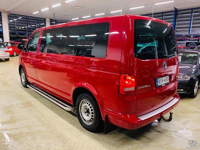 Volkswagen Caravelle 6