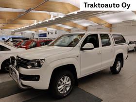 Volkswagen Amarok, Autot, Salo, Tori.fi