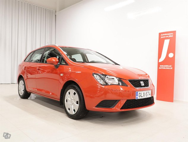 Seat Ibiza ST 2