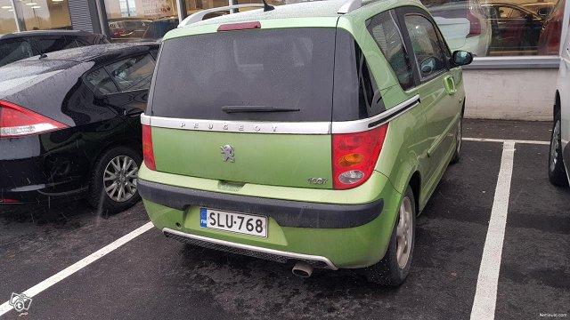 Peugeot 1007 4