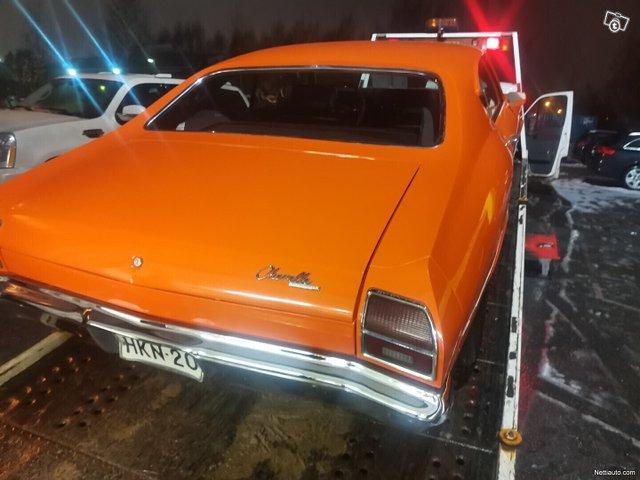 Chevrolet Chevelle 11