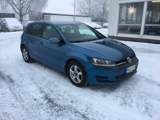 Volkswagen, VW GOLF 1,6TDI, kuva 1