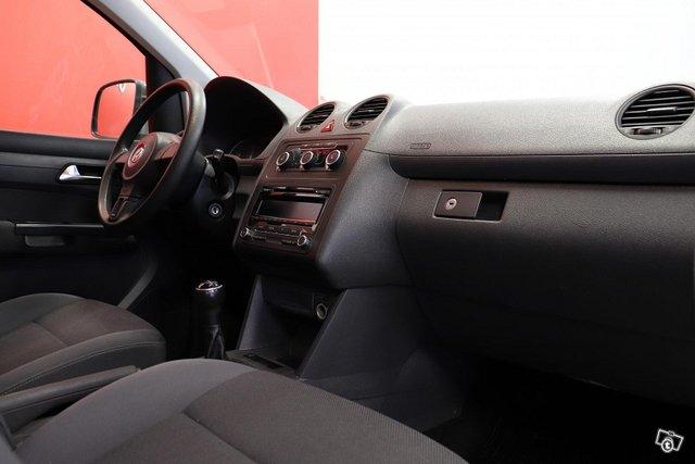 Volkswagen Caddy 10