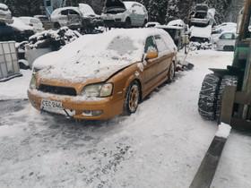 Subaru Legacy 2.5 Bensiini automaatti, Autovaraosat, Auton varaosat ja tarvikkeet, Savonlinna, Tori.fi