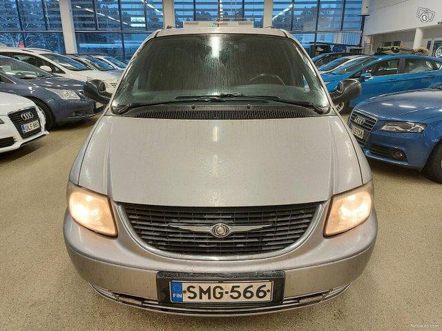 Chrysler Grand Voyager 8