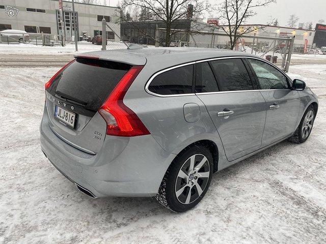 Volvo V60 Plug IN Hybrid 5