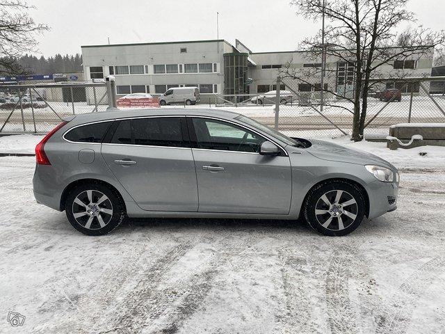 Volvo V60 Plug IN Hybrid 6