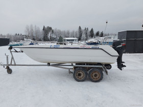 Finnmaster 480CLX, Moottoriveneet, Veneet, Luoto, Tori.fi