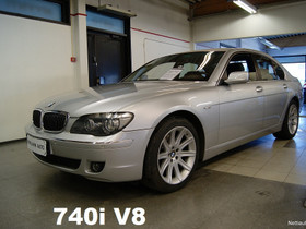 BMW 740, Autot, Tornio, Tori.fi