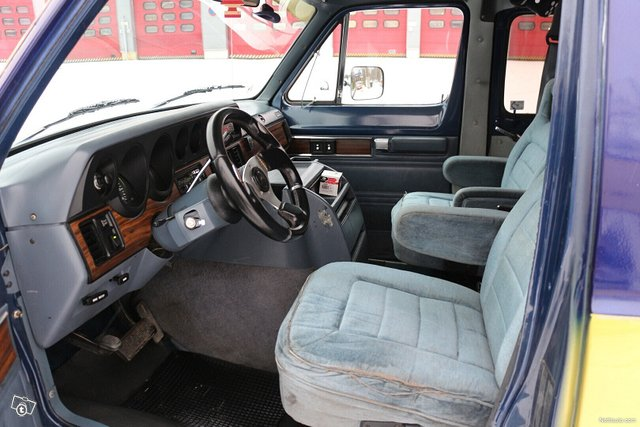 Dodge Ram B250 5