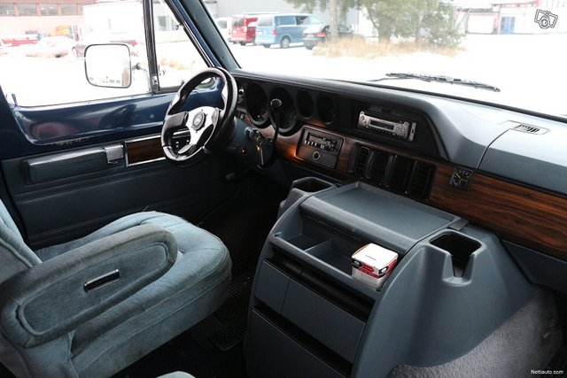 Dodge Ram B250 7