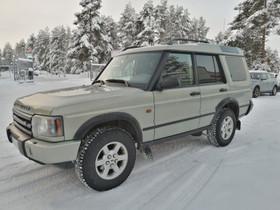Land Rover Discovery II, Autot, Joensuu, Tori.fi