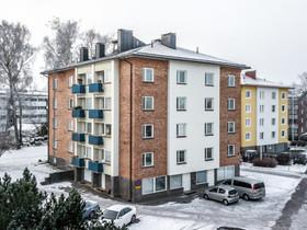 Vaasa Vaasa Skoonenkatu 14 2h+k+parveke, Myytävät asunnot, Asunnot, Vaasa, Tori.fi