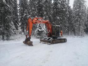 Hitachi EX135UR, Maanrakennuskoneet, Työkoneet ja kalusto, Ylivieska, Tori.fi