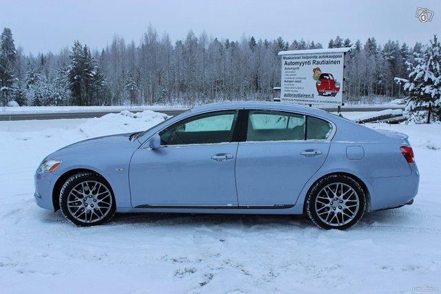 Lexus GS 2