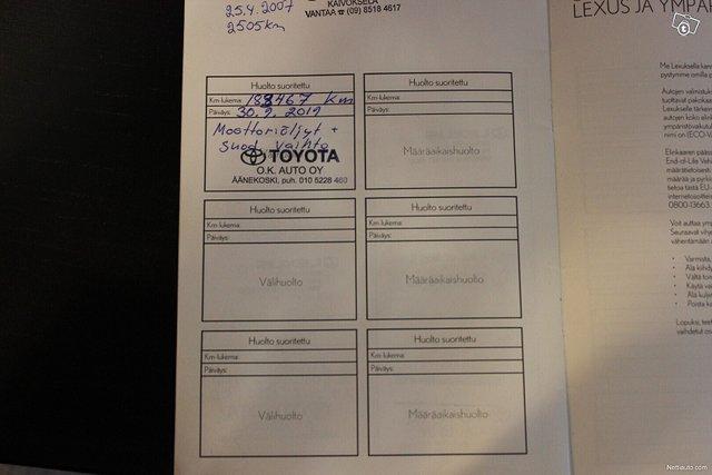 Lexus GS 12