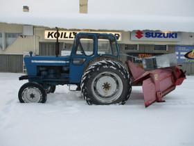 Ford 5000, Maatalouskoneet, Työkoneet ja kalusto, Kuusamo, Tori.fi