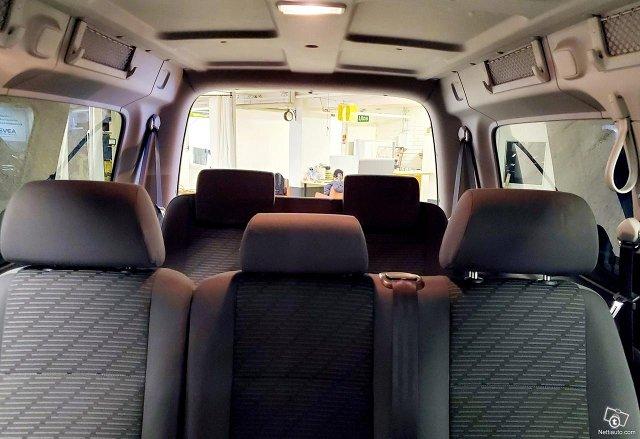 Volkswagen Caddy Maxi 16