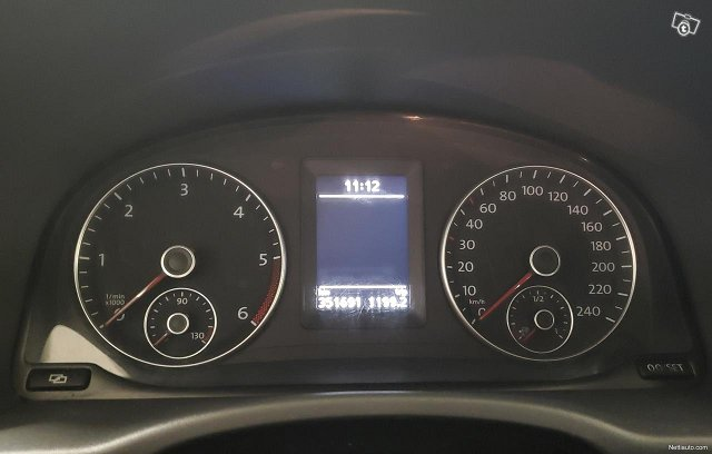 Volkswagen Caddy Maxi 21