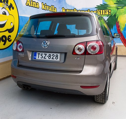 Volkswagen Golf Plus 9