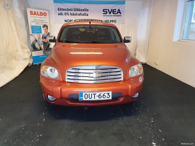 Chevrolet Hhr 2