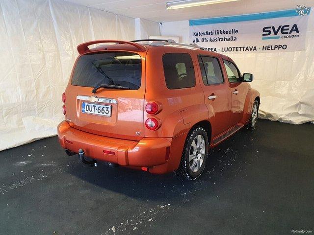Chevrolet Hhr 4