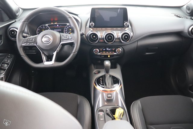 Nissan Juke 9