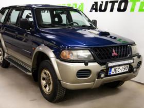 Mitsubishi Pajero Sport, Autot, Kaarina, Tori.fi