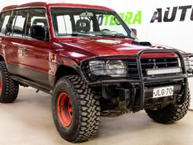 Mitsubishi Pajero, Autot, Kaarina, Tori.fi