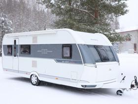 Hobby 560, Asuntovaunut, Matkailuautot ja asuntovaunut, Hämeenlinna, Tori.fi