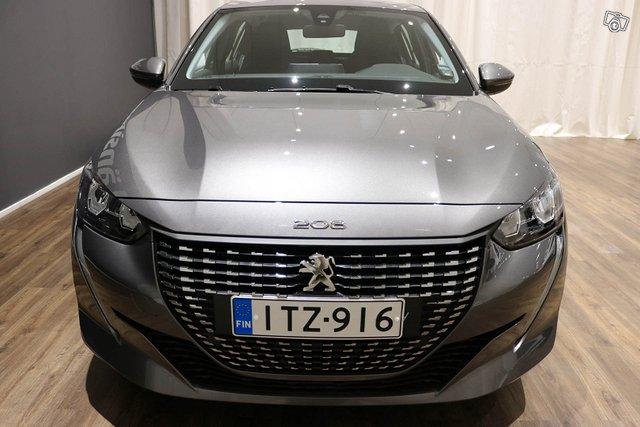 Peugeot 208 4