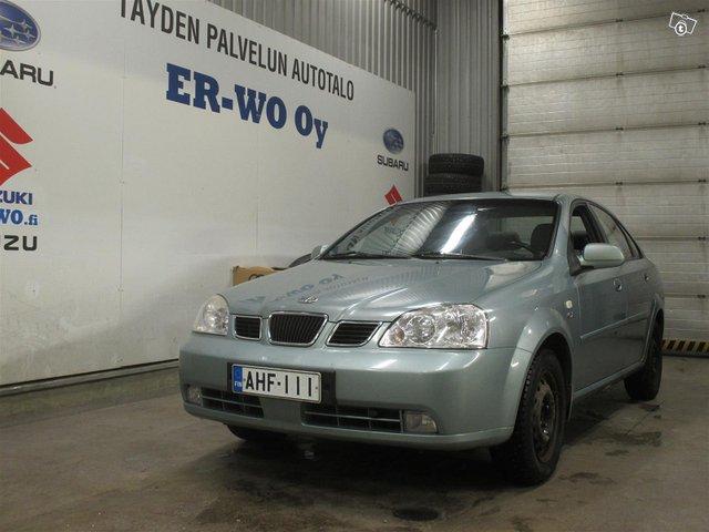 GM Daewoo Nubira
