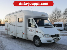 Lmc liberty 7205 ti, Matkailuautot, Matkailuautot ja asuntovaunut, Kempele, Tori.fi