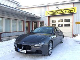 Maserati Ghibli, Autot, Tampere, Tori.fi