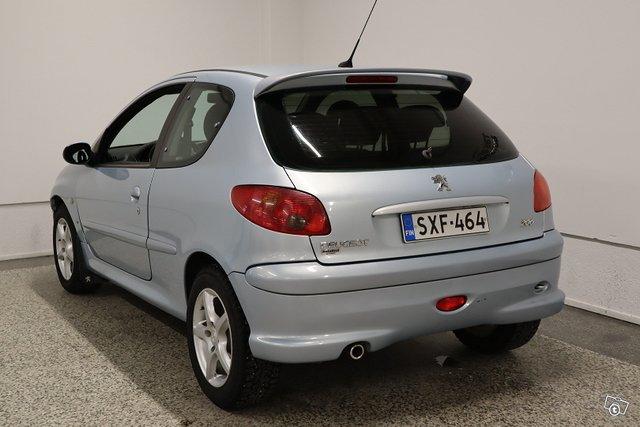 Peugeot 206 5