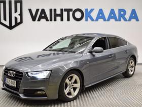Audi A5, Autot, Pori, Tori.fi