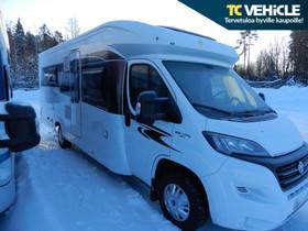 Hobby Optima De Luxe T75 HF, Matkailuautot, Matkailuautot ja asuntovaunut, Espoo, Tori.fi