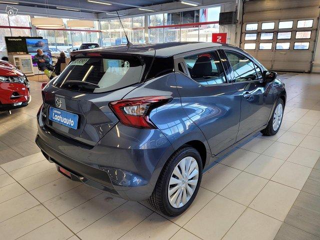 Nissan Micra 3