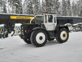 Mercedes-Benz Mb Trac 1500, Maatalouskoneet, Työkoneet ja kalusto, Mikkeli, Tori.fi